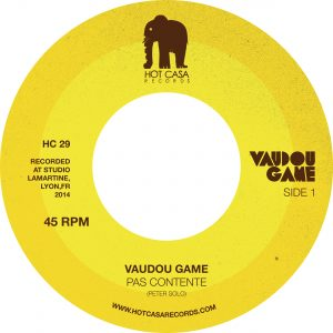Vaudou Game 7 inch