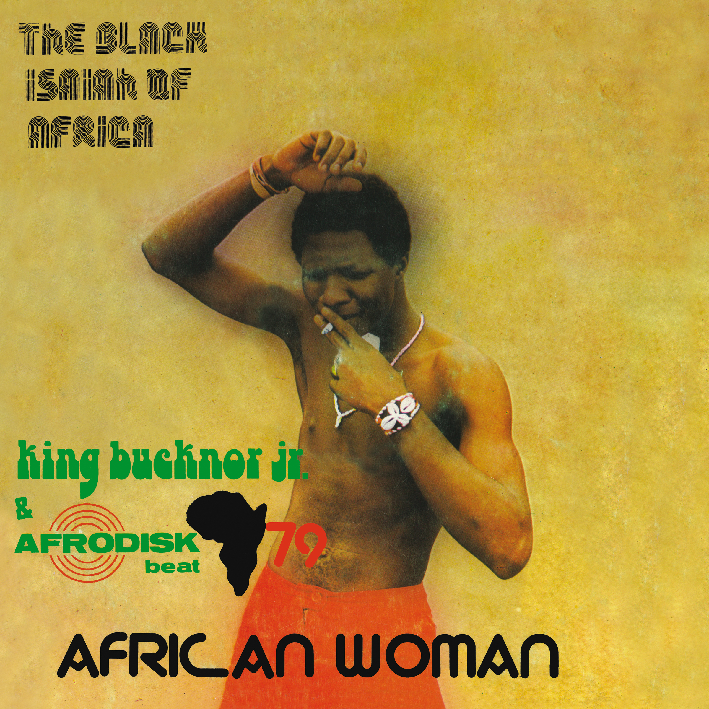 King Bucknor Jr & Afrodisk Beat 79